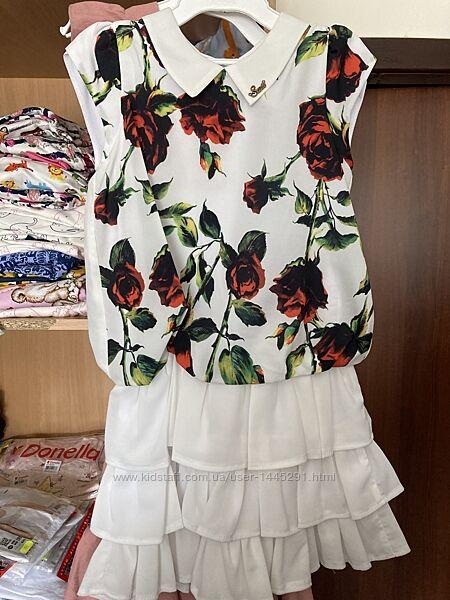 Красивые платья для девочек Suzie