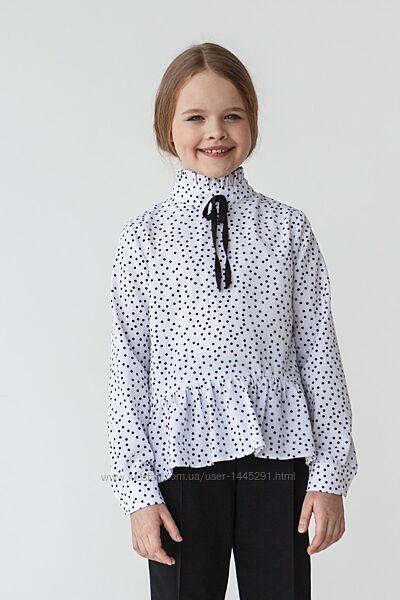Школьная блузочка ТМ Suzie 2021
