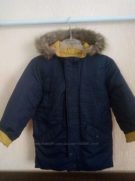 Куртка  M&S  для   мальчика