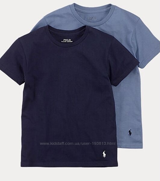 Набор футболок Polo Ralph Lauren оригинал