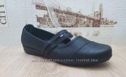 Туфли Новые Женские  на низком ходу,  размер 38 и 39   экокожа , комфортные