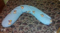 Подушка для беременных и корсления