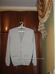 Пуловер GAP, 85 хлопок 15 натуральный кашемир, размер L
