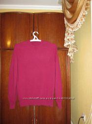 Джемпер шерсть натуральный кашемир, размер LXL, Италия