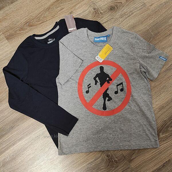 Классный набор реглан  футболка на мальчика 9лет, на рост 134/140см.