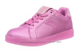 Geox J Kommodor ботинки, кроссовки р. 32, 34, 35, 36 подошва светится