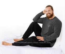 Мужская пижама домашний костюм, Livergy Германия, реглан штаны джоггеры