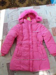 Куртка-пальто р. 134