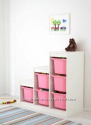 Комод для іграшок Ikea  Ящики для іграшок Ikea