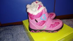 Новые Теплые зимние сапоги ботинки сапожки Германия 26 27 размеры