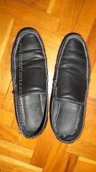 Туфли кожаные классические в школу 37 и 39р-р туфли