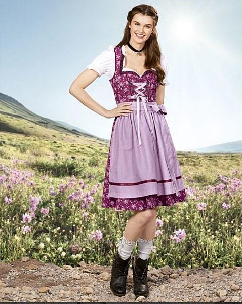 Новое. Дирндль платье от Esmara в баварском стиле, на Октоберфест, пастушка