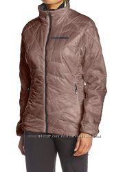 Куртка женская Addidas Terrex Primaloft, 40, бронза, оригинал