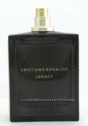 Cristiano Ronaldo Legacy Туалетная вода тестер в коробке 100мл