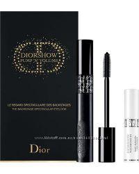 Подарочный набор Dior Diorshow Pump&acuten&acute Volume Holiday 2018 Set