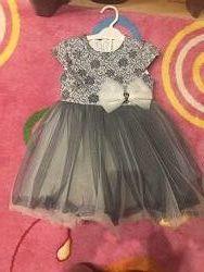Шикарне плаття на дівчинку 2-3 роки 98 см