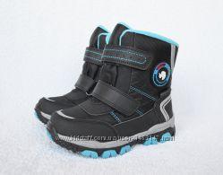 a523368be Подростковые зимние Термо сапоги ботинки на мальчика тм Томм р. 31 ...