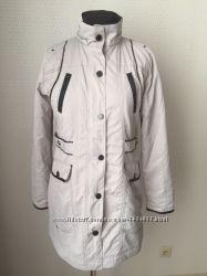 Куртка с контрастной отделкой бренд liv, размер нем 40, укр 46-48