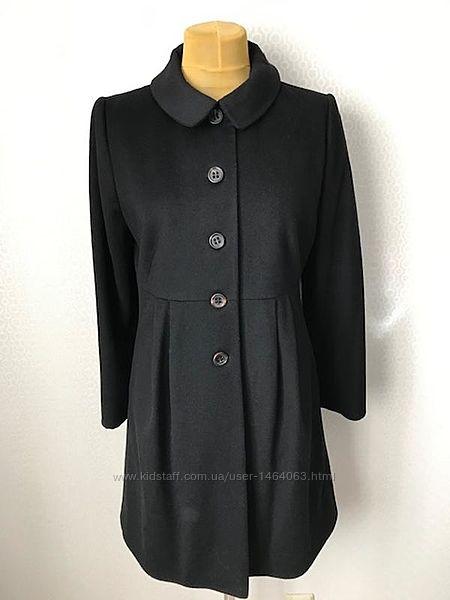 Оригинальное дизайнерское пальто от люкс бренда barbara lohmann, размер 42
