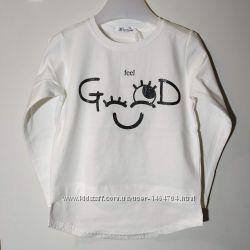 Реглан для девочки 3, 7 лет, Gaialuna Италия