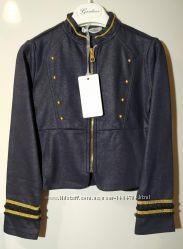 Пиджак для девочки 10, 12, 14, 16  лет, Gaialuna Италия