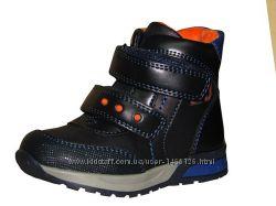 Детские ботинки Сказка 5601, р 21-25