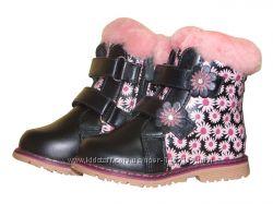 Зимние ортопедические ботинки Сказка 7006, р 22-26