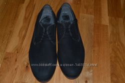 Мужские кожаные качественные туфли KADAR новые размер 41 по стельке 26, 5 с