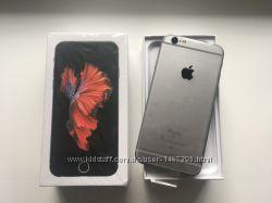 Apple IPhone 6S 32GB Space Grey. Новый. NeverLock.