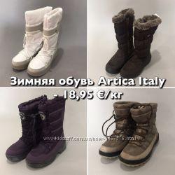 Сток обувь  Зимняя обувь Италия  Обувь оптом