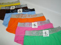 Calvin Klein трусы-боксеры мужские серия Steel M-XL код 4046