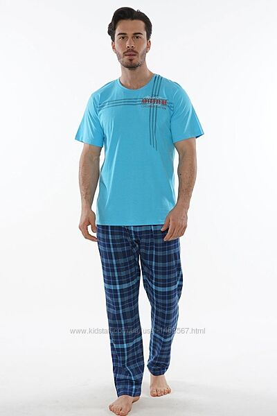 Пижама штаны футболка Gazzaz