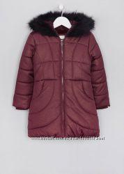 Детское пальто Matalan с капюшоном