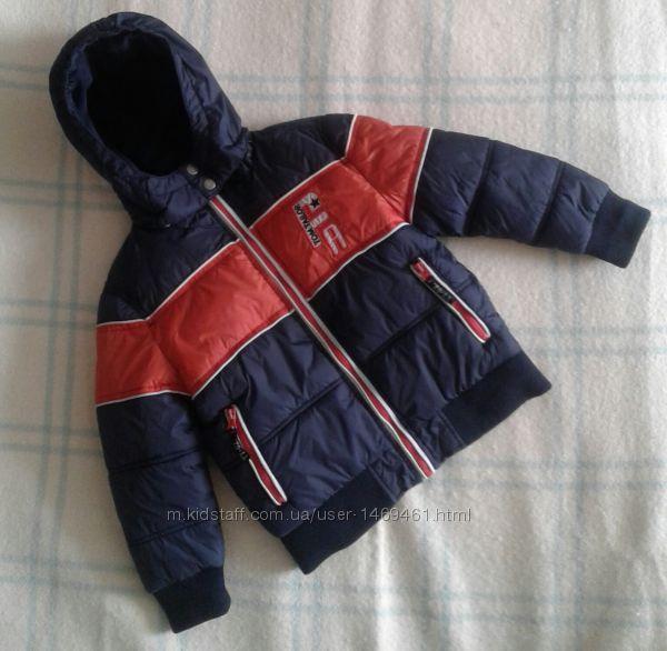 Куртка на мальчика Tom Tailor рост 116-122 см.