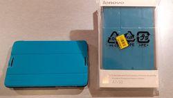 Чехол обложка планшета LENOVO Idea Tab A3500 A7-50 Tablet  защитная пленка