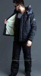 Костюм мужской горнолыжный. комбинезон under armour