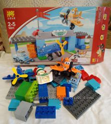 аналог Lego Duplo полностью совместим