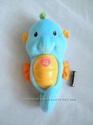 М&acuteяка іграшка-нічник Морський коник, Fisher-Price