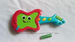 Музикальна розмовляюча гітара для малюків Fun Singing Guitar ELC