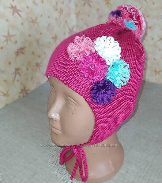 Деми шапочки для малышей, улучшенная моделька