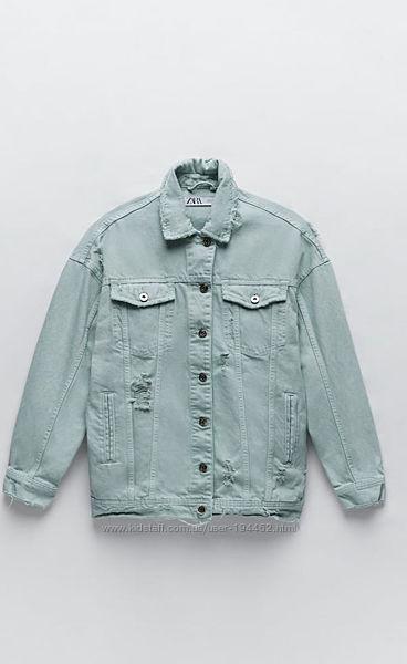 Куртка пиджак Zara, размер ХС, С