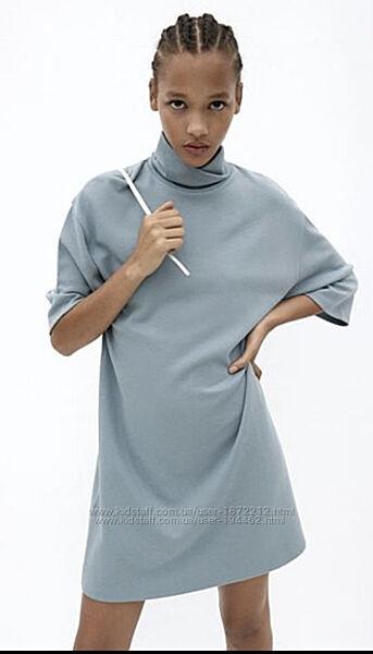 Трикотажне плаття Zara, розмір С