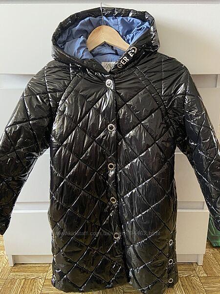 Тепле пальто Zara, розмір 10 років