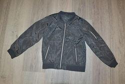 Новая куртка на оч. тонком синтепоне ф. Coop Danmark р. 128 см 7-8 лет