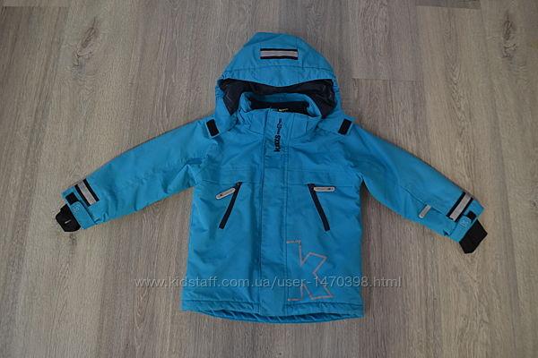 Зимняя термокуртка ф. KappAhl р. 110 см 4-5 лет