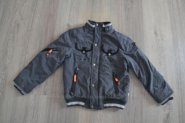 Демисезонная куртка ф. Molo р. 122-128 см в отличном состоянии