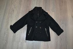 Демисезонное пальто ф. H&M р. 98 см 2-3 года