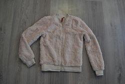 Куртка-меховушка ф. Coolcat р. 158-164 см в новом состоянии