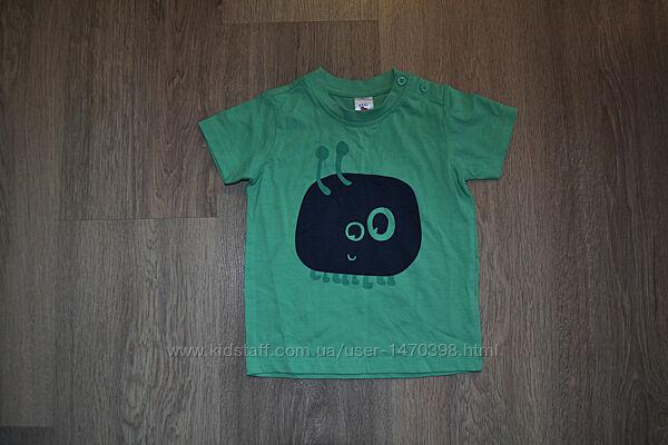Новая футболка ф. Baby Club р. 80 см 1 год