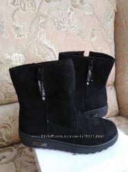 Ботинки, полусапоги зима р. 37-23. 5см